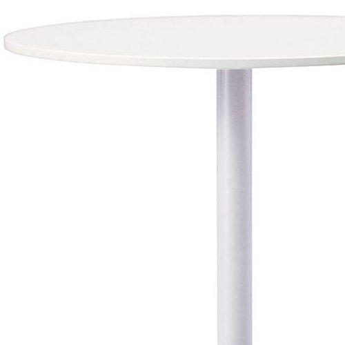 テーブル(会議用) 井上金庫(イノウエ) 円形天板 750φ UTS-750M W750×D750×H700(mm)商品画像4