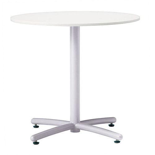 テーブル(会議用) 井上金庫(イノウエ) 円形天板 750φ UTS-750M W750×D750×H700(mm)のメイン画像