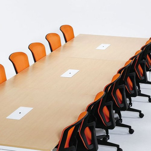 テーブル(会議用) 井上金庫(イノウエ) 増連セット W1200mm UTS-ZR1200 UTSテーブル(W3600×D1200)専用商品画像7