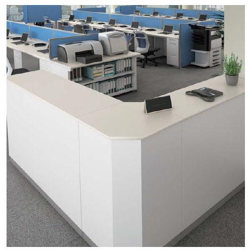 【WEB販売休止中】カウンター ハイカウンター ナイキ XC型 フルオープンタイプ XC0990NH W900×D450×H950(mm)商品画像10
