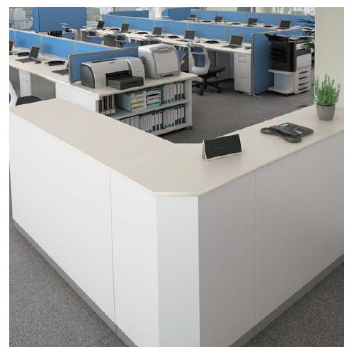 カウンター ハイカウンター XC型 フルオープンタイプ XC1890NH W1800×D450×H950(mm)商品画像10