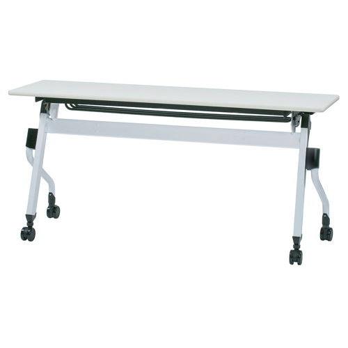テーブル(会議用) 平行スタックテーブル ZBR-1560 W1500×D600×H700(mm)のメイン画像
