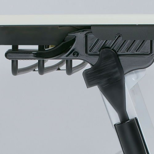 テーブル(会議用) 平行スタックテーブル ZBR-1860 W1800×D600×H700(mm)商品画像6