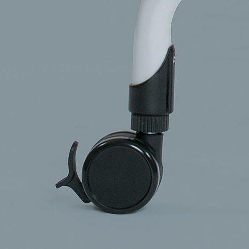 テーブル(会議用) 井上金庫(イノウエ) 平行スタックテーブル ZBR-1860 W1800×D600×H700(mm)商品画像7