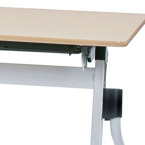 テーブル(会議用) 平行スタックテーブル ZBR-1860 W1800×D600×H700(mm)商品画像10