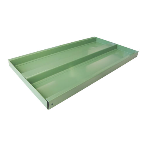 追加棚板(500kg/1段・中量スチール棚用)