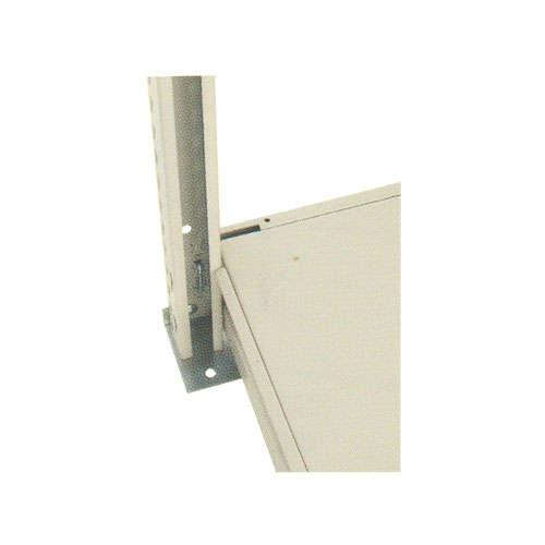 耐震防止金具(床固定)アンカーベースプレート