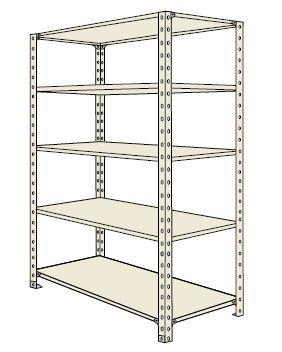 オープン棚・金網棚組み立て工程6