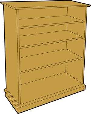 木製やメタルラック、スチール製等の、本棚の種類を考察画像6