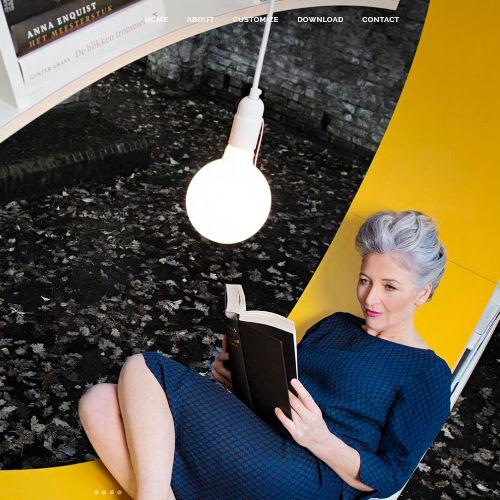 本を愛する本好きのための本棚(+椅子)画像2