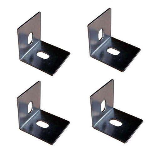 金属製ベースプレート、オープン棚と金網棚用