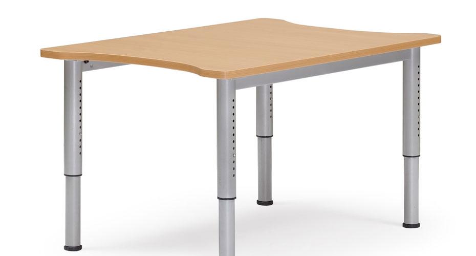 介護テーブルの画像