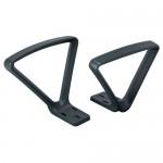 チェア(椅子) 三角固定肘 AT01 イノウエ(井上金庫)製チェア用共通肘 2個セット(1脚分)