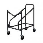 会議椅子 台車 CSD-20 イノウエ(井上金庫)製スタッキングチェア専用台車