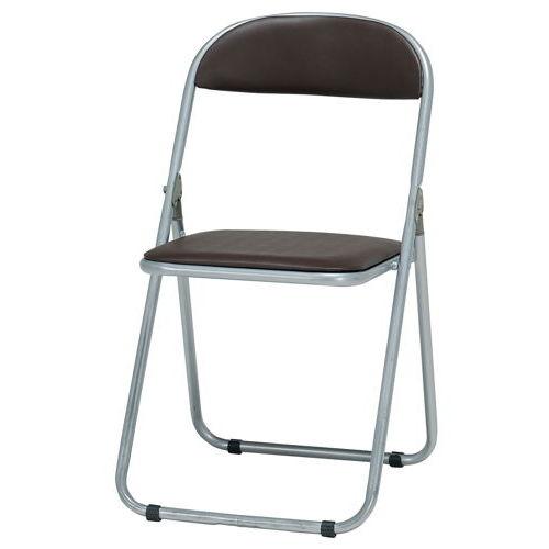 スライド式折りたたみ椅子 IB-09N 1脚セット