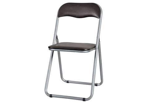会議用チェアー 折り畳み椅子 YH-31N スライド式折り畳み機構 追加1