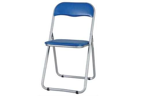 会議用チェアー 折り畳み椅子 YH-31N スライド式折り畳み機構 追加2